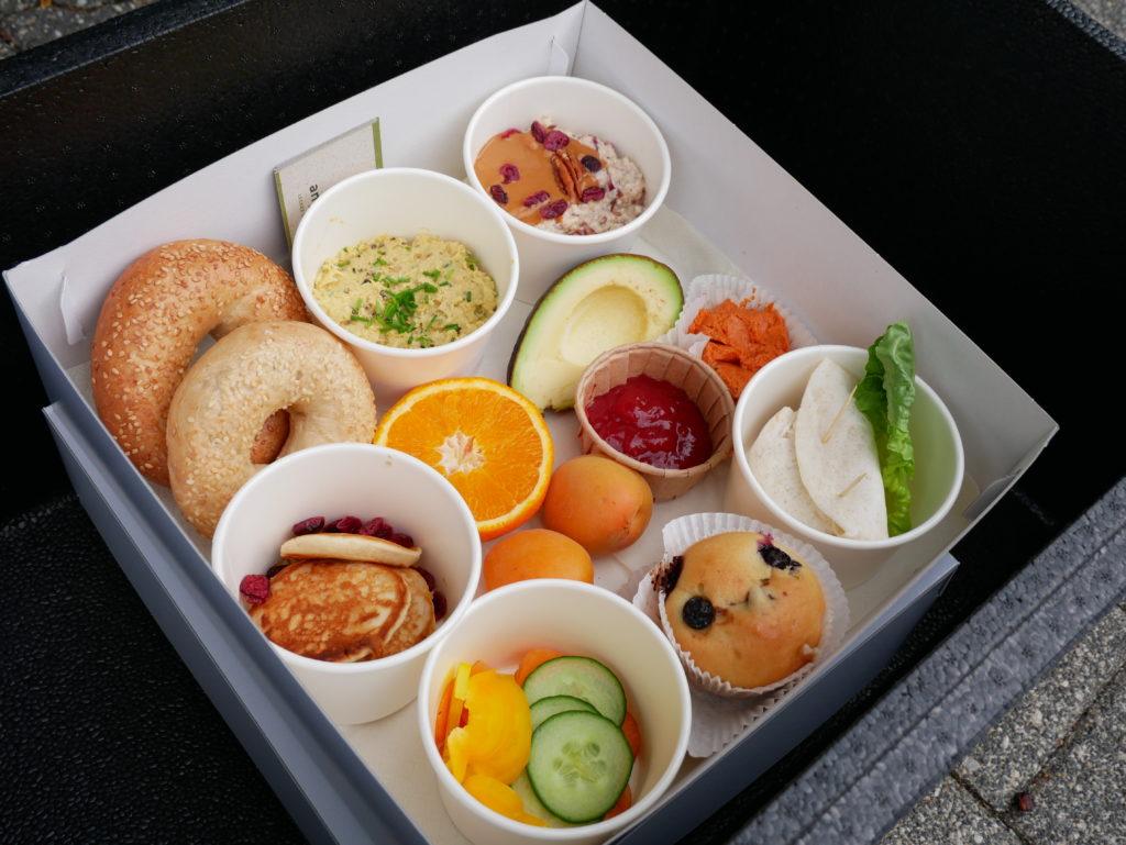 Brunchbox, Brunch, vegan, to go, Sonntagsfrühstück, Frühstücksbox